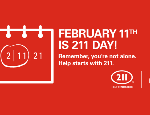 Celebrate 211 Day on February 11th