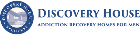 Discovery House Addiction Recovery Homes for Men logo