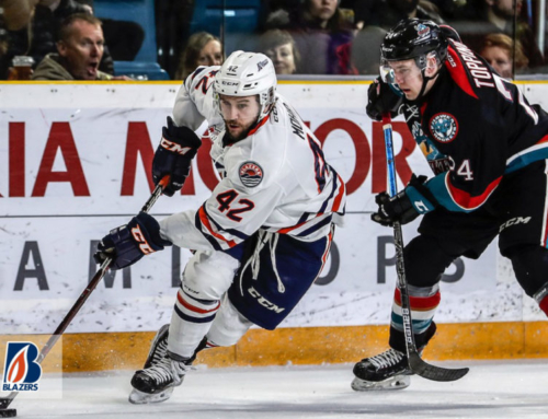 Kelowna Rockets season ticket holders donate tickets to United Way