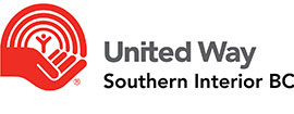 United Way South Interior BC Logo