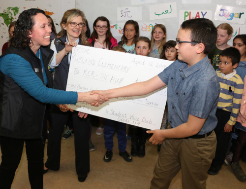 In the News: Kelowna students support family resource centre