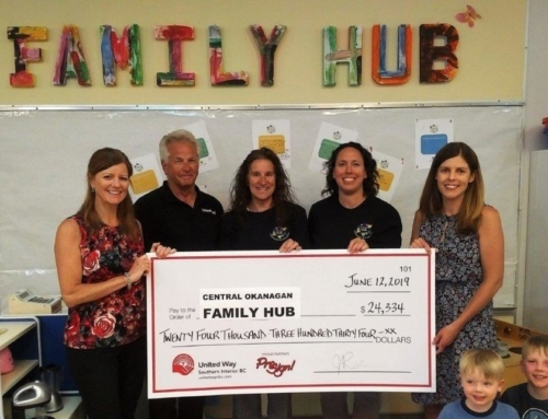 United Way benefactors impact local families of the future