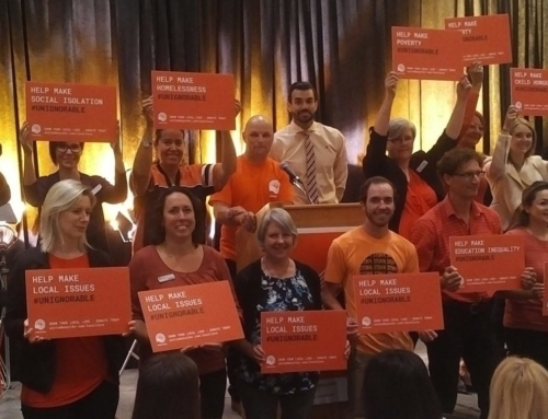 Central Okanagan Campaign Kickoff and #UNIGNORABLE launch