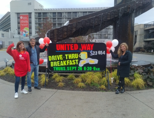 South Okanagan Drive Thru surpasses fundraising goal thanks to community champions