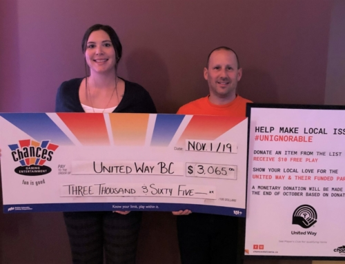 Chances Kelowna gives back with #UNIGNORABLE campaign
