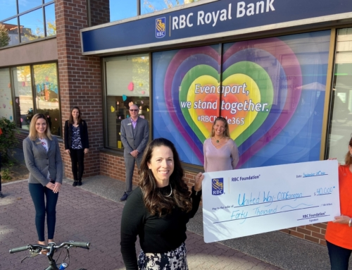 RBC continues support for local youth through CODEanagan