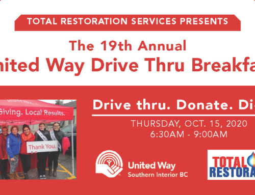 Join us for the 19th Annual North Okanagan Drive Thru Breakfast October 15th