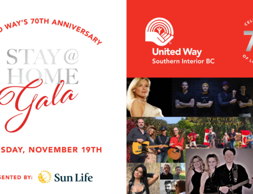Local love in action at United Way 70th Anniversary Stay at Home Gala