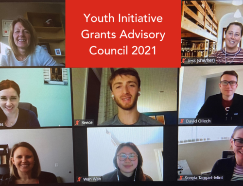 Record response for local Youth Initiative Grants